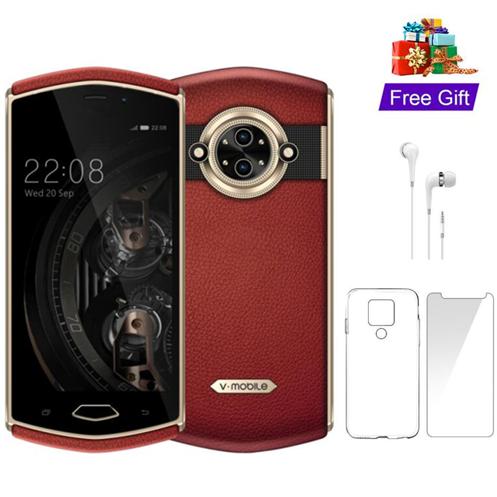 Vmobile TEENO 8848 telefone celular Android 7.0 5.0