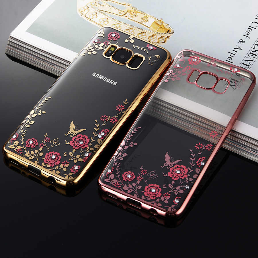 Soft Silicone Case For Samsung Galaxy S8 S9 Plus A8 A6 J2 J4 J6 2018 S7 Edge S6 J7 Neo Nxt J5 Pro 2017 J3 2016 A5 Note 4 5 Case