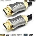 10 м 33ft 15 м 50ft 20 м 66.5FT позолоченный металлический корпус (W) кабель HDMI v1.4 ПРЕМИУМ Кабель для PS3 DVD HDTV 1080 P кабель..