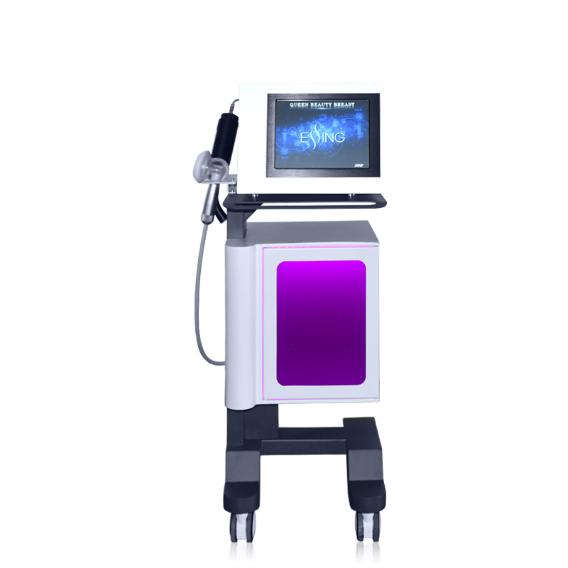 Breast Enlargement Pump Nipple Sucking Machine/Electric Vacuum Cupping Therapy Machine For Salon Use