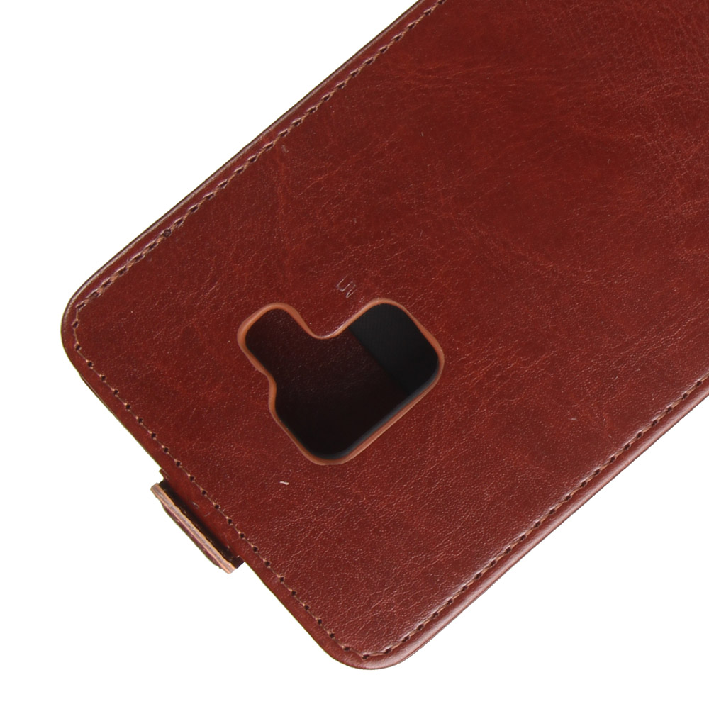 Vertical Phone Cover Bag For Samsung Galaxy A8 2018 Flip Leather Case for Samsung A8 Plus 2018 SM-A730F SM-A530F Phone Case Pakistan