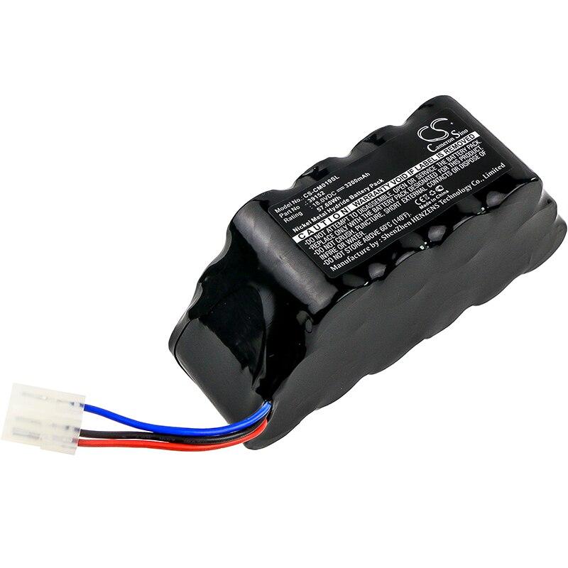 Cameron Sino Upgrade For Custom Battery Pack 39152 Custom Battery Packs Ni-MH 3200mAh / 57.60WhCameron Sino Upgrade For Custom Battery Pack 39152 Custom Battery Packs Ni-MH 3200mAh / 57.60Wh
