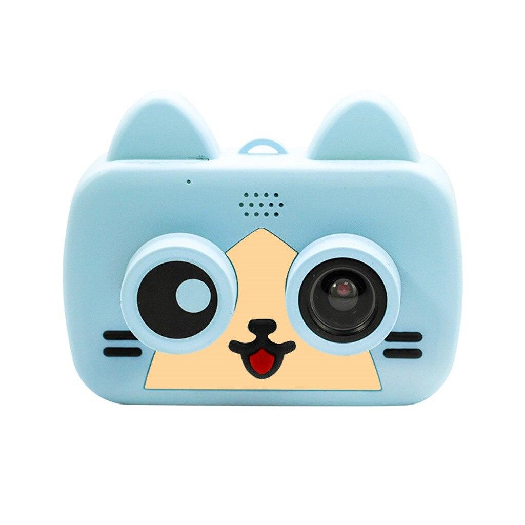 Appareil photo numérique OMESHIN pour enfants Mini appareil photo de bande dessinée 1080 P caméscope numérique Rechargeable pour appareil photo numérique extérieur enfants #2