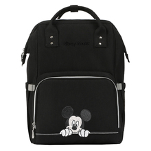 Disney Bag Diaper bag Backpack USB Bottle heating Mummy Bags Minnie Mickey nappy bags Travel Oxford Feeding Baby  Handbag disney new upgraded version mickey and minnie insulation bag top capacity baby feeding bottle bags diaper bags oxford usb bags