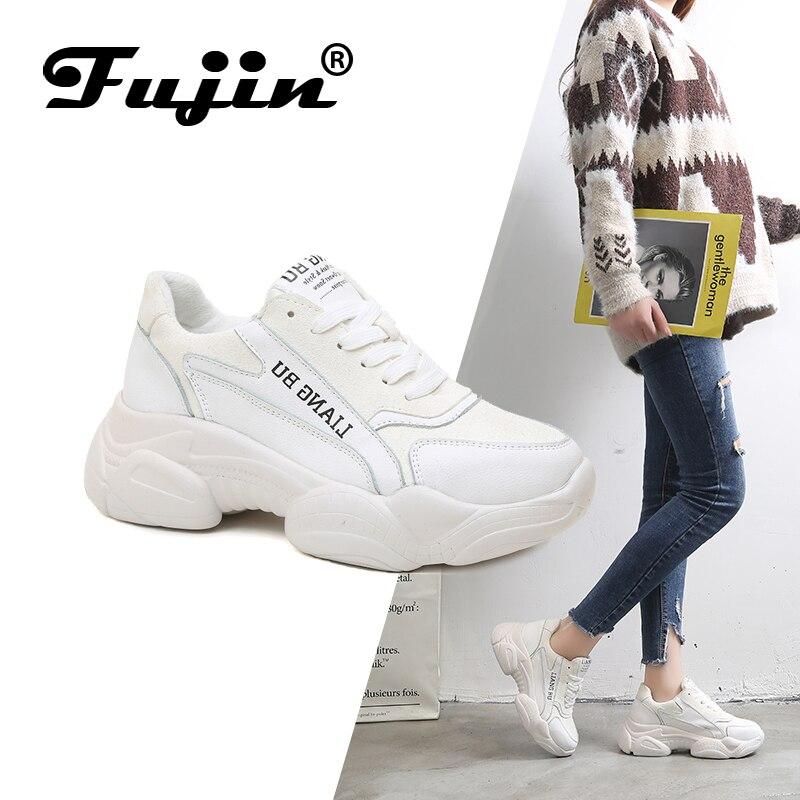 FUJIN Brand Women Casual Shoes Women Sneakers Women Flats Spring Autumn Summer Female Shoes Fashion for Women Shoes