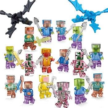 Minecraft Figuren