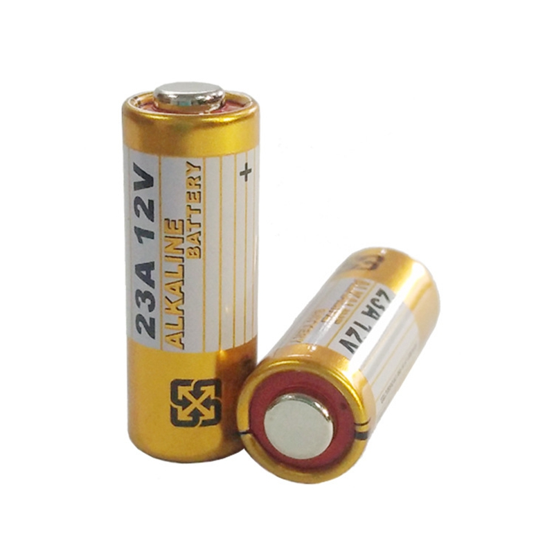 GTF 5PCS Alkaline battery 12V 23A battery 12V 23A <font><b>12</b></font> V 21/<font><b>23</b></font> A23 E23A MN21 garage door remote control battery image