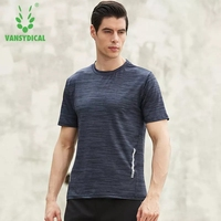 Workout Tops Men High QualityTraining tshirt Functional T shirt Quick Dry Homme Shorts Sleeves Men T Shirt Running Gym Fitness