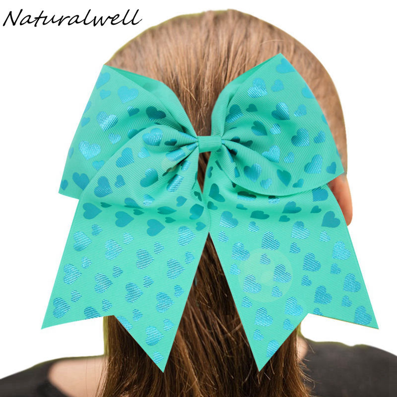 Naturalwell New Elastic Hair Fashion Hair Ties Ponytail Holders Girls Hairband Rubber Band Hair Accessories Braid Elastic HB153S