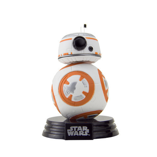 Funko Pop! Star Wars Action Figure – BB-8