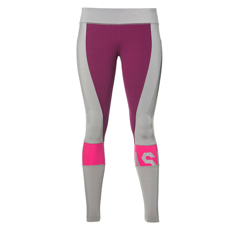 Female Tights ASICS 146422-0290 sports and entertainment for women sport clothes цена 2017