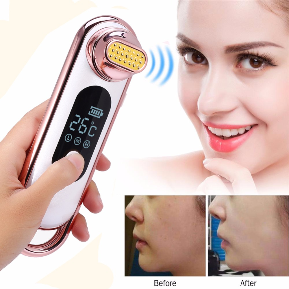 Massager Lifting Wrinkle Acne Removal Massage Lifting Massage Anti Aging Shrink Pores Beauty Machine Care Relaxation
