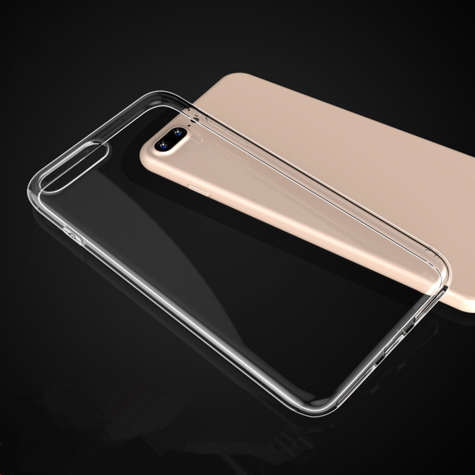 Clear Case For iPhone XR XS max Case Transparent Cover Soft Silicone TPU Ultra thin Back Cover Coque For iPhone XS Phone Fundas