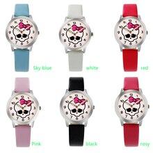 cartoon watch children watches kids quartz wristwatch child boy clock girl gift relogio infantil reloj ninos montre enfant