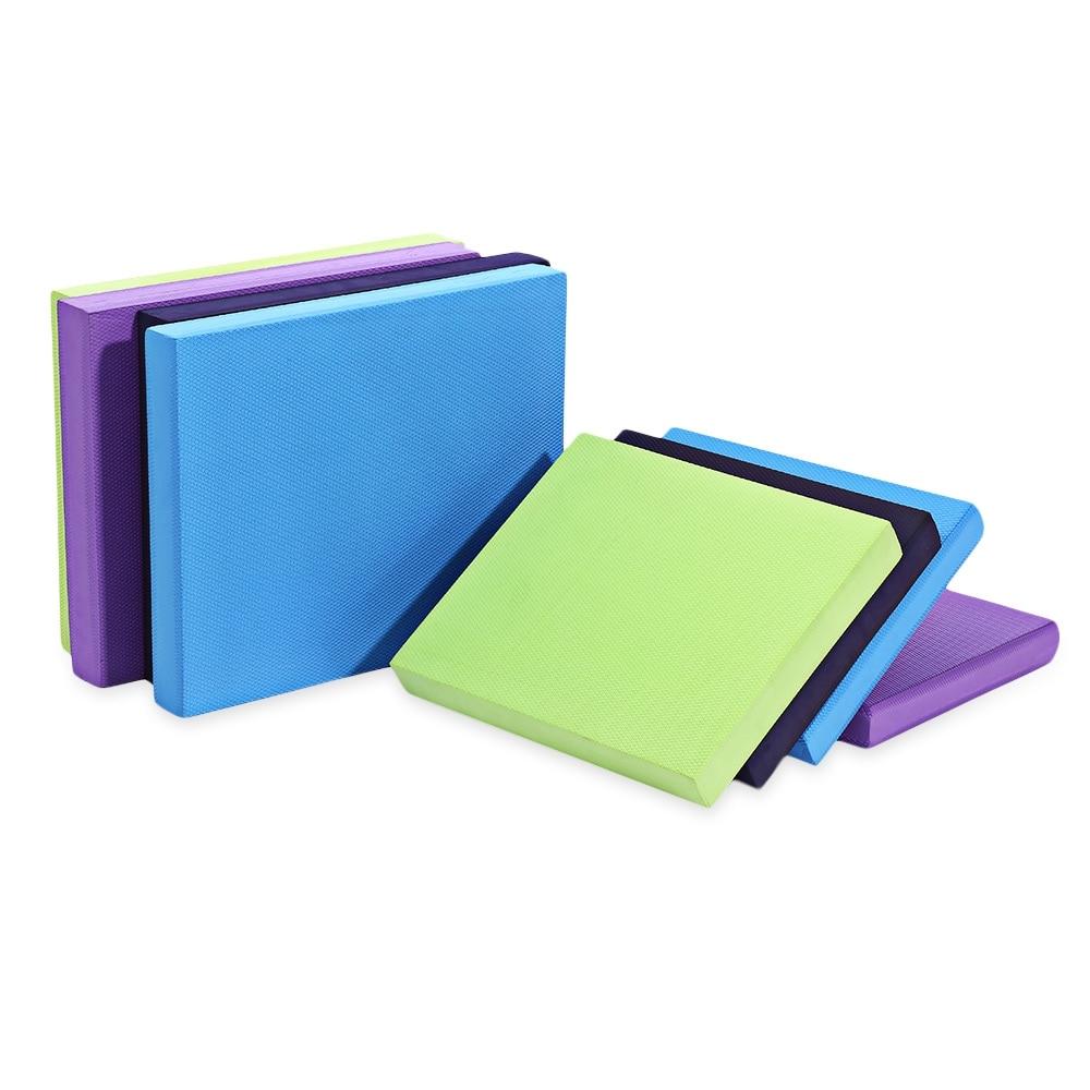 Balance Pad Soft Yoga Mat Pad for Stability Training Fitness 40 X 50 X 6CM геймпад sven x pad sv 063007 провод 14 клавиш d pad 8 позиц 2 мини джой резиновые вставки