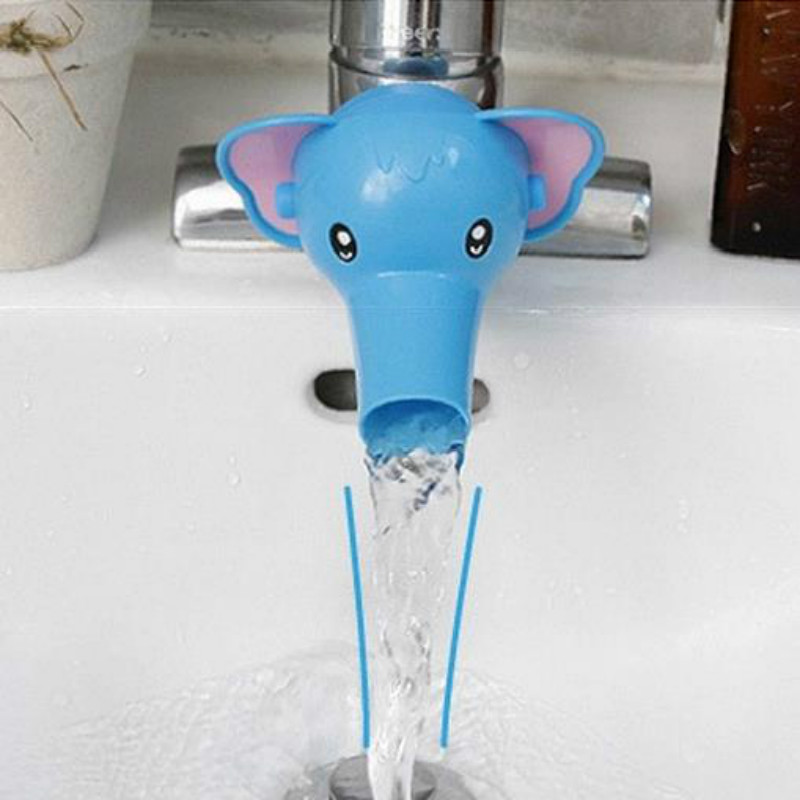 Aliexpress.com : Buy Cute Cartoon Faucet Extender For Kid ...