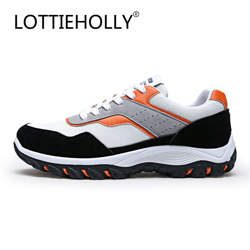 2018 LOTTIEHOLLY Marque Hommes Chaussures Décontractées Mesh - Chaussures pour hommes - Photo 3