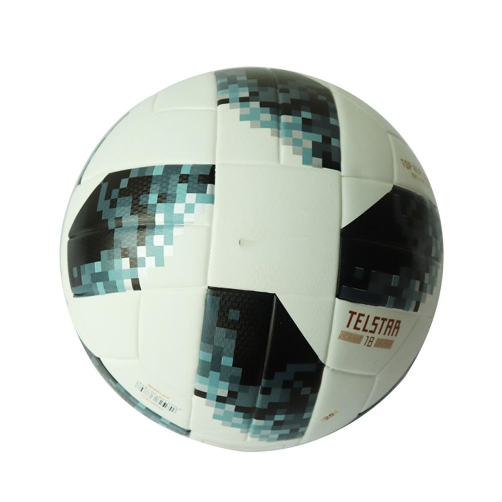 Official Size 5 Football Ball PU Granule Slip-resistant Seamless Match Training Soccer Ball Football Equipment high quality
