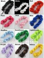 1 Roll 25m 0.5mm Nylon Cords Thread Chinese Knot Macrame Rattail Shamballa Bracelet Braided String (U  Should Choose Color)
