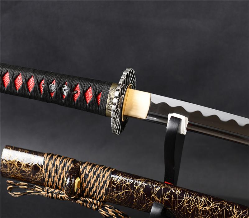 Samurai Espada Karbon Keskin 4
