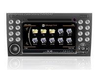 Đối với Mercedes Benz SLK R171 2004 ~ 2011-Car Hệ Thống Định Vị GPS + đài phát thanh TRUY