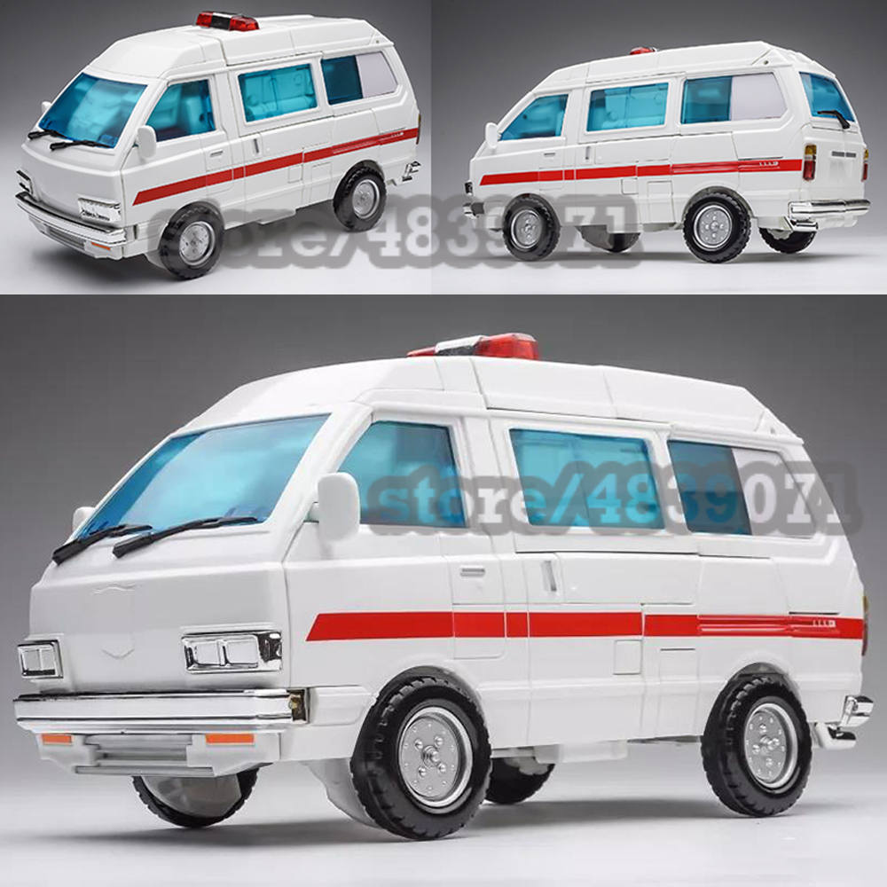 New Will the ambulance MPP-30 magnification car G1 alloy version