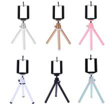 Phone Holder Flexible Octopus Tripod Bracket Selfie Expanding Stand Mount Monopod Styling Accessories For Mobile Phone Camera(China)