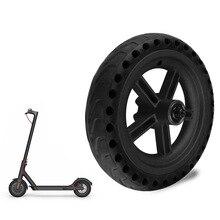2019 шины для скутеров ступица заднего колеса для Xiaomi Mijia M365 электрический скутер 8,5 дюймов демпфирования прочные шины полые-пневматические шины