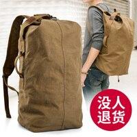 XINCADA men canvas laptop backpack Capacity student Schoolbag waterproof antitheft backpacks travel Casual Fashion bag