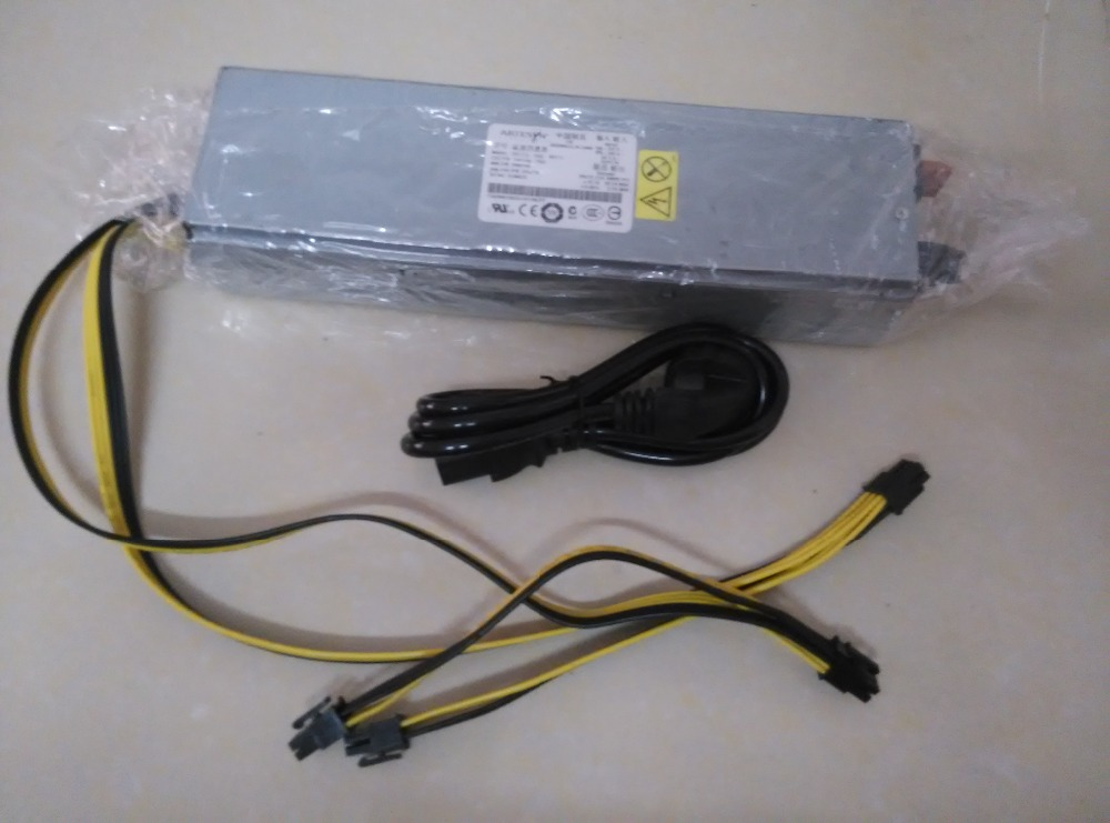 KUANGCHENG  Antminer S5 Antminer S3 PSU. Low noise and stable output 12V 69AUSE FOR x11MINER  PinIdea 450M 600M baikl 900m
