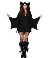 Carnival party Halloween vampire costume cosplay sexy black coat role-playing Evil clothing queen Ds costumes nightclub uniform