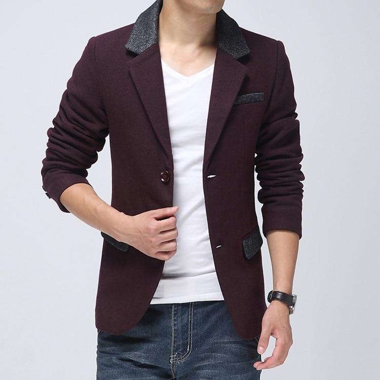 Popular Blazer Styles Men-Buy Cheap Blazer Styles Men lots from ...