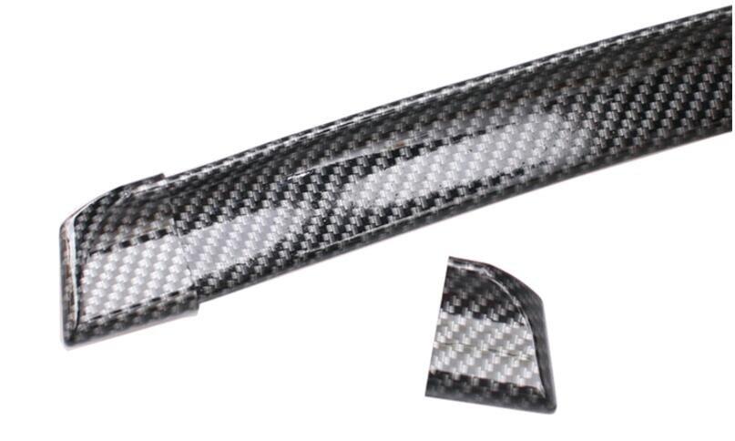 Style de voiture queue autocollant accessoires autocollants pour AUDI a1 a2 a3 a4 b5 b6 b7 b8 b9 a5 a6 c4 c5 c6 c7 a8 q1 q3 q5 q7 Accessoires