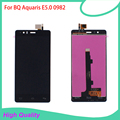 5pc/lot LCD Display Touch Screen Digitizer Assembly For BQ Aquaris E5 BQ E5.0 0982 100%Guarantee High Quality Mobile Phone LCDs