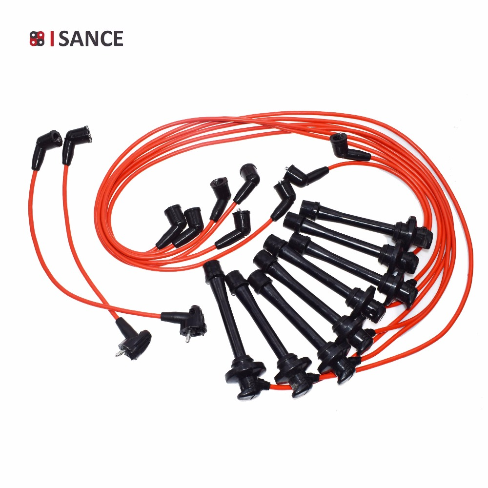 1990 Lexus Ls400 Wiring Part Diagrams Diagram Isance Spark Plug Ignition Wires Set Cable 23022 For