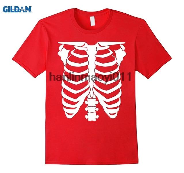 gildan epicwear halloween skeleton glow in the dark costume tshirt