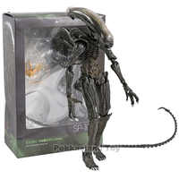 Figma SP-108 Alien / SP-109 Predator 2 Takayuki Takeya Ver. PVC Action Figure Collectible Model Toy