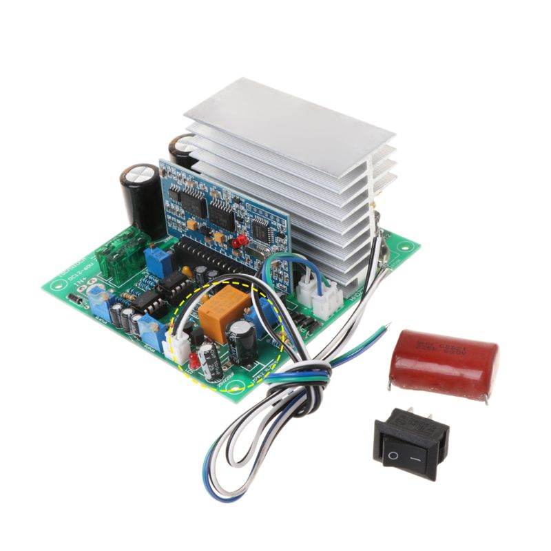 Free postage Pure Sine Wave Power Frequency <font><b>Inverter</b></font> <font><b>Board</b></font> 12/24/48V 600/1000/1800W Finished <font><b>Boards</b></font> For <font><b>DIY</b></font> image