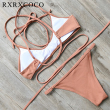 Bikini Set Sexy Push Up Swimwear for Women