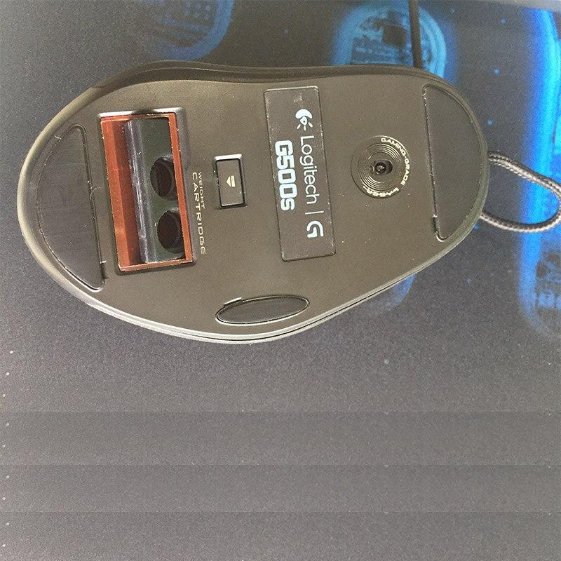 Souris de jeu logitech G500S lumière bleue souris de jeu 200-8200 dpi - 3