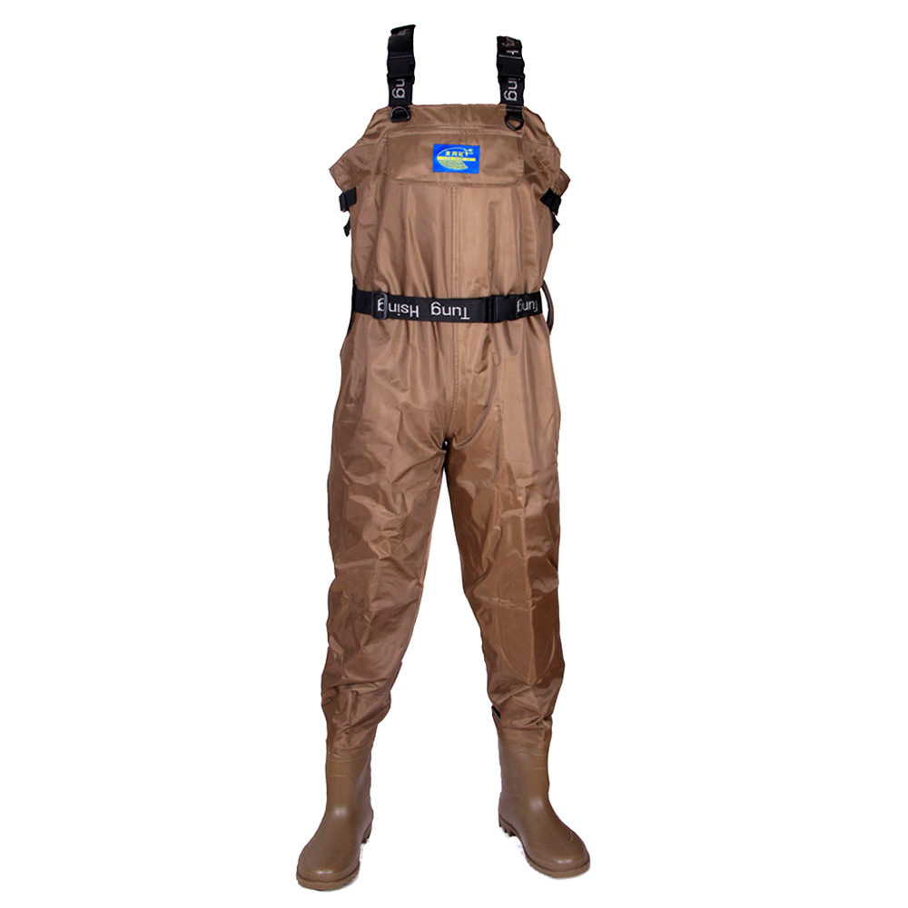 DAIWA LIGHTWEIGHT CHEST FISHING WADERS ALL SIZES CLEATED SOLE