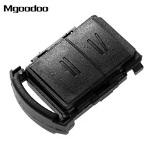 Mgoodoo 2 Button Car Remote Key Case Shell Cover Fob For Vauxhall Opel Corsa Meriva Combo Agila Auto Replacement Covers