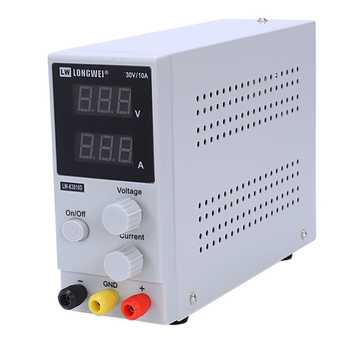 30V 10A LW-K3010D Switching Regulated DC Power Supply LCD Dual Digital Display EU Plug - DISCOUNT ITEM  27% OFF All Category