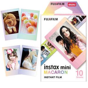 Image 3 - Fujifilm Instax Mini Film Confetti + Macaroon Instax Mini 9 Color Films 20 pcs For Fuji Instant Mini 8 9 7s 70 90 Camera SP 1