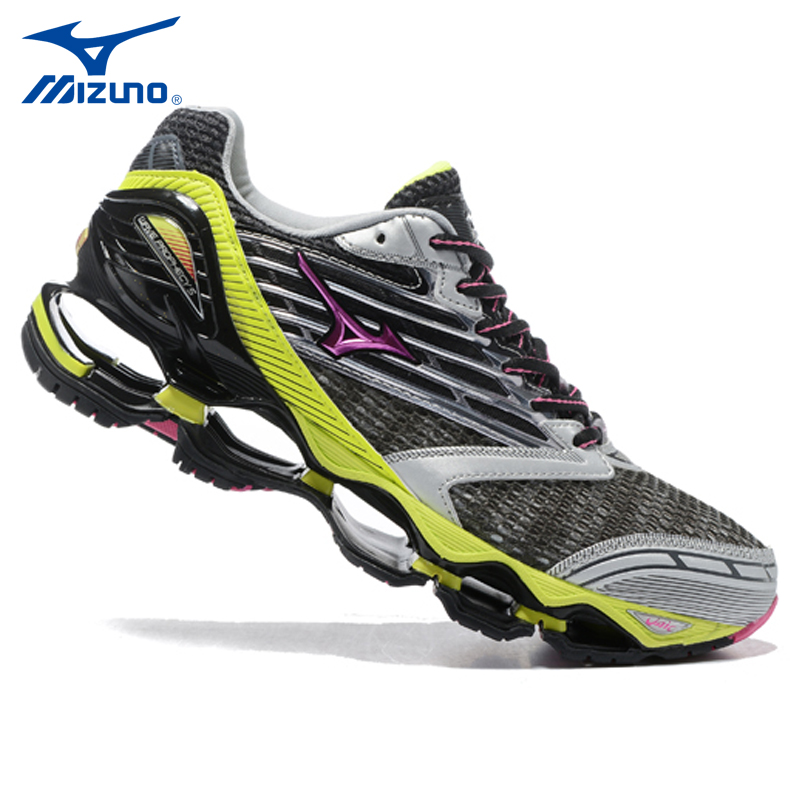 Mizuno Wave Prophecy 5 Professional Women Shoes Newest Original Outdoor Sports Sneakers Weightlifting Shoes Size 36-41