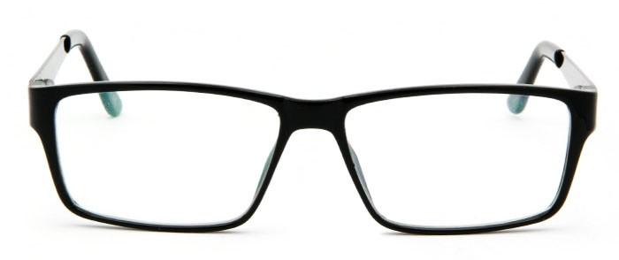 Black Square Eyeglasses (11)