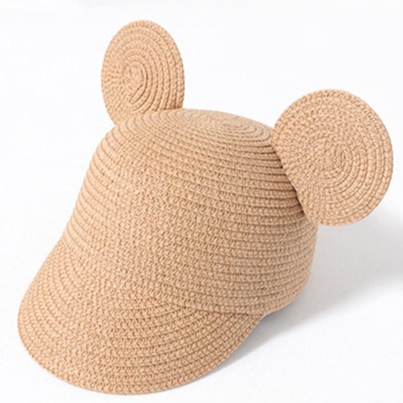 58561407d9614 LNPBD Hot Unisex Women Men Fashion Summer Casual Trendy Beach Sun Straw  Panama Jazz Hat Cowboy Fedora Hat Gangster Cap. US  1.44. MAERSHEI Cute  Child ...