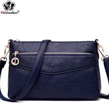 Fashion Messenger Crossbody Bags for Women Luxury Handbags Women Bags Designer High Quality Leather Shoulder Bag Clutch Female genuine leather women bags for women fashion luxury handbags women bags designer clutch bag women messenger bags