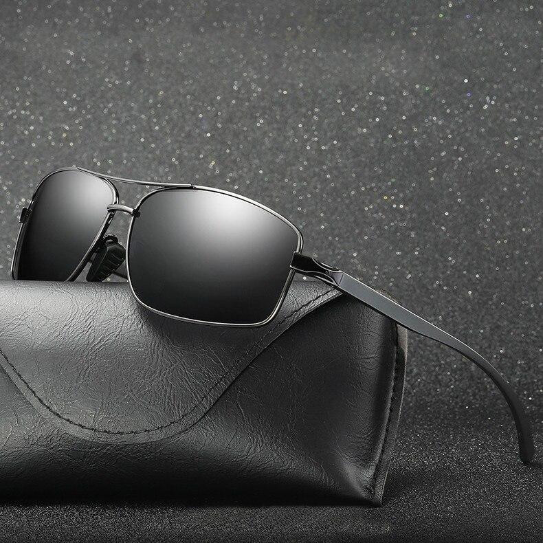 2018 Aluminum Mercedes Brand Designer Polarizerd Sunglasses Men For Sport Driving Male Oculos De Sol Masculino Sun Glasses
