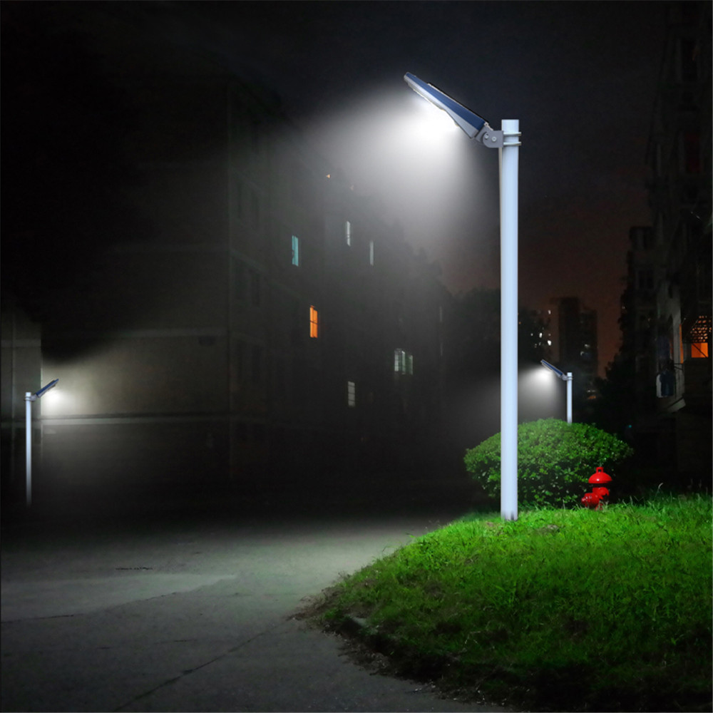 New 30 led solar light ip65 waterproof wide angle security motion new 30 led solar light ip65 waterproof wide angle security motion sensor light with remote control activated for patio garden in solar lamps from lights aloadofball Gallery